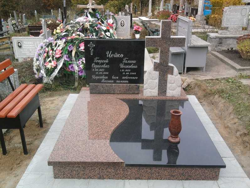 Цены на памятники в бобруйск ева столики и лавочки на кладбище