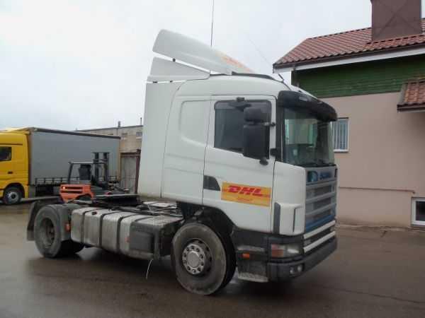 Автозапчасти для грузовиков SCANIA