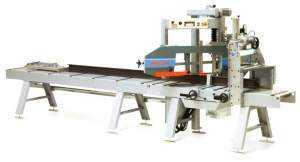 Портальный ленточнопильный станок MEBAplus 260 GP с возможностью сверления
