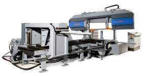 Двухколонный ленточнопильный станок MEBAsteel 1100 DGA-3300