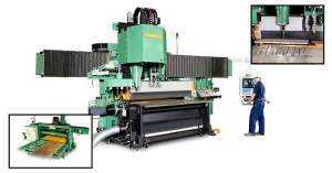 Автоматическая установка для обработки листа Peddinghaus HSFDB-2500