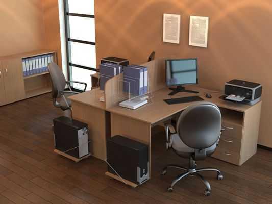 Оперативная офисная мебель «Столица»
