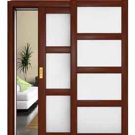 Межкомнатные двери раздвижные