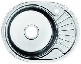 Мойка для кухни IDDIS Suno 600*470 с крылом
