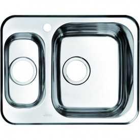 Мойка для кухни IDDIS Strit 605x480 1,5 чаши