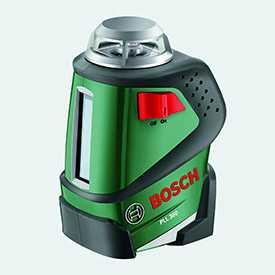 Нивелир лазерный BOSCH PLL 360 SET (для бытового назначения) 0603663001
