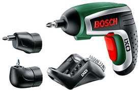 Аккумуляторный шуруповерт Bosch GSR IXO IV