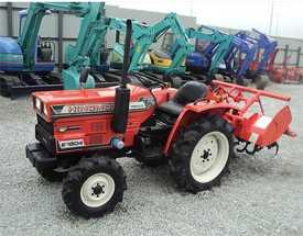Мини-трактор HINOMOTO E1804