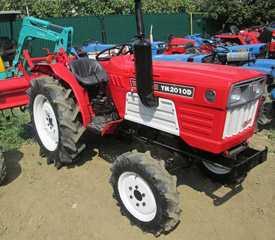 Мини-трактор Yanmar YM2010D