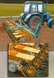 Сеялки механические навесные СМН-12