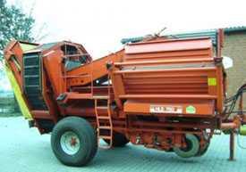 Комбайн картофелеуборочный Grimme HLS-750