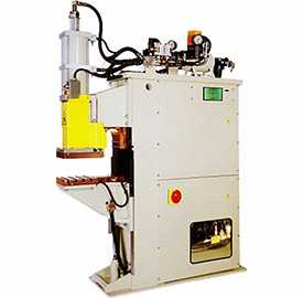 Машины контактной точечной сварки TECNA мощностью 35-50 кВА с радиальным ходом верхнего электрода (4660-4663)