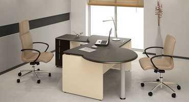 Коллекция офисной мебели для персонала «Аккорд»