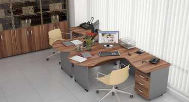 Серия офисной мебели премиум-класса «БЕРЛИН»