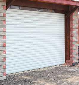 Роллетные ворота (гаражные рольставни)