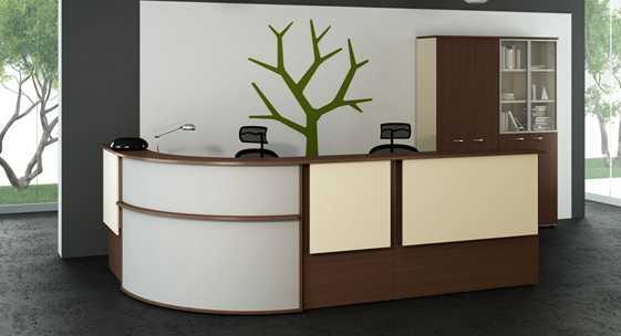 Коллекция офисной мебели для персонала «Квартал-элементы»