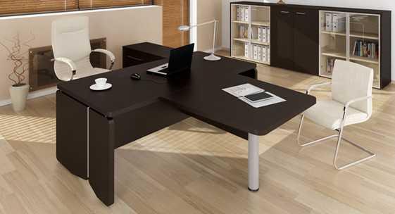 Коллекция офисной мебели для руководителя «Аккорд-директор»