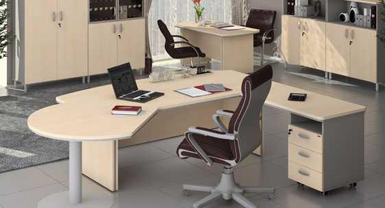 Серия офисной мебели «БЕРЛИН-директор»