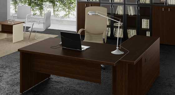 Коллекция офисной мебели для руководителя «Квартал-директор»