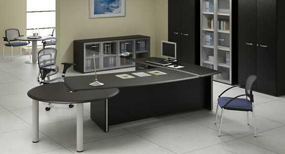 Коллекция офисной мебели для руководителя «Максимус»