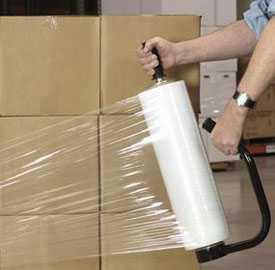 Стретч-пленка для ручной упаковки поддонов -CITRIN
