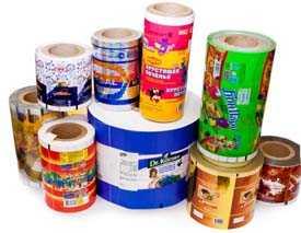 Пленки с твист-эффектом для упаковки кондитерских изделий