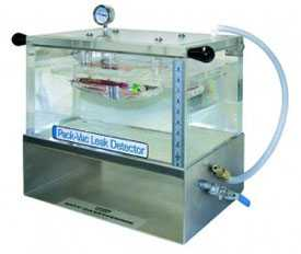 Тестер герметичности упаковок PACK-VAC