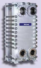 Теплообменник пластинчатый AlfaRex