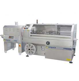 Автоматическая термоусадочная машина SMIPACK FP6000 INOX