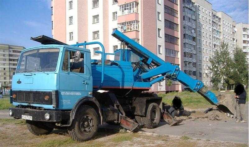 Аренда Экскаватора-погрузчика ЭО-3532А