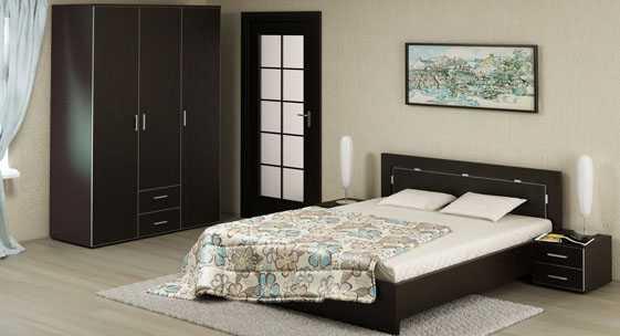 Коллекция мебели для спальни «Марика»