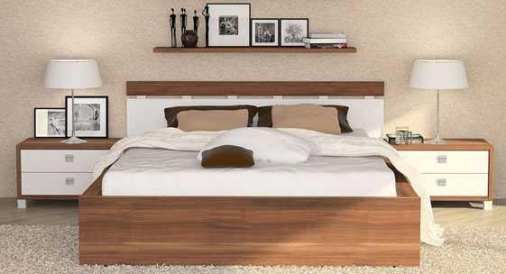 Коллекция мебели для спальни «ПАЛЕРМО»