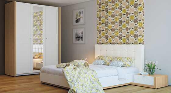 Коллекция мебели для спальни «Шарми»