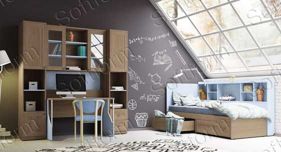 Мебель для детских и молодежных комнат «ВЕРЕС»