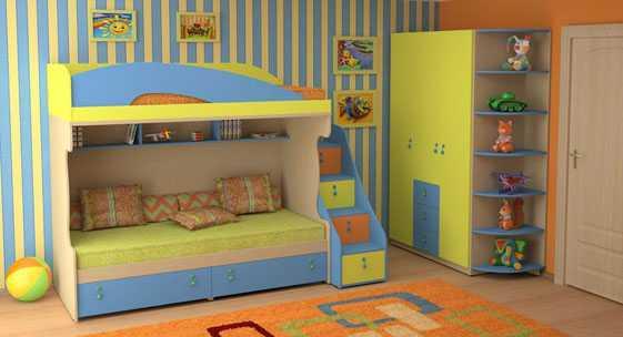 Мебель для детской «МИА»