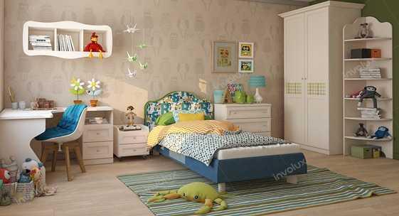 Коллекция мебели для детских комнат «Соня»