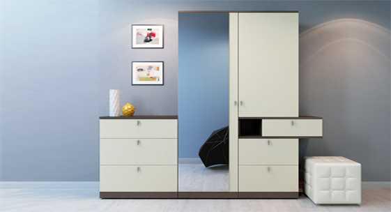 Коллекция мебели для прихожей «Мальта»