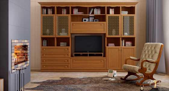 Коллекция мебели для гостиной «Фландрия»