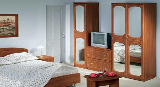 Коллекция мебели для гостиниц «Лагуна»