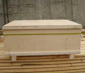 Ящик из фанеры: р-р 1200*600*450мм