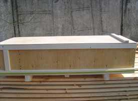 Ящик из фанеры р-р 1700*600*500мм