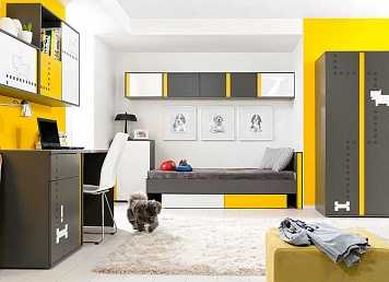 Мебель для детской комнаты GRAPHIC