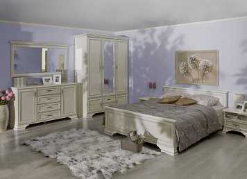 Мебель для спальни KENTAKI