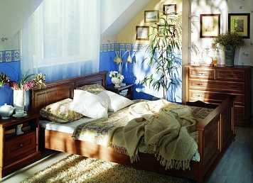 Мебель для спальни КЕНТ