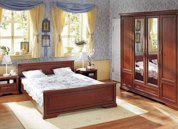 Мебель для спальни СТИЛИУС