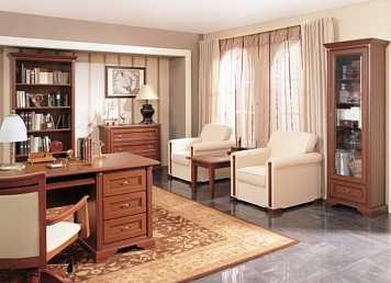 Мебель для кабинетов СТИЛИУС