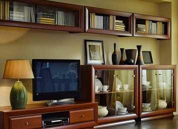 Мебель для гостиной LARGO CLASSIC