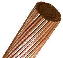 Провода неизолированные для воздушных линий электропередач марки М