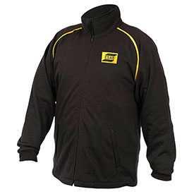 Флисовая куртка сварщика ESAB , size L , Швеция