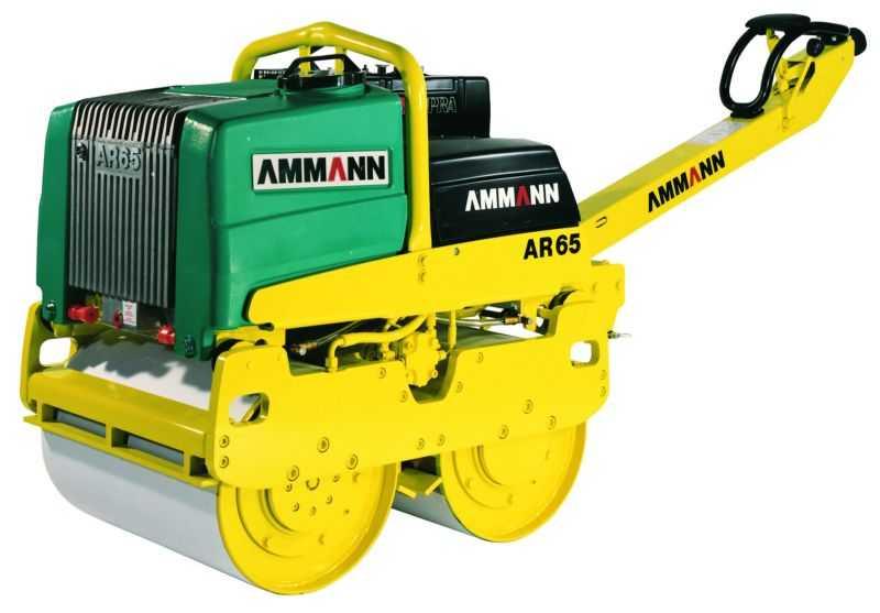 Аренда виброкатка Ammann AR65